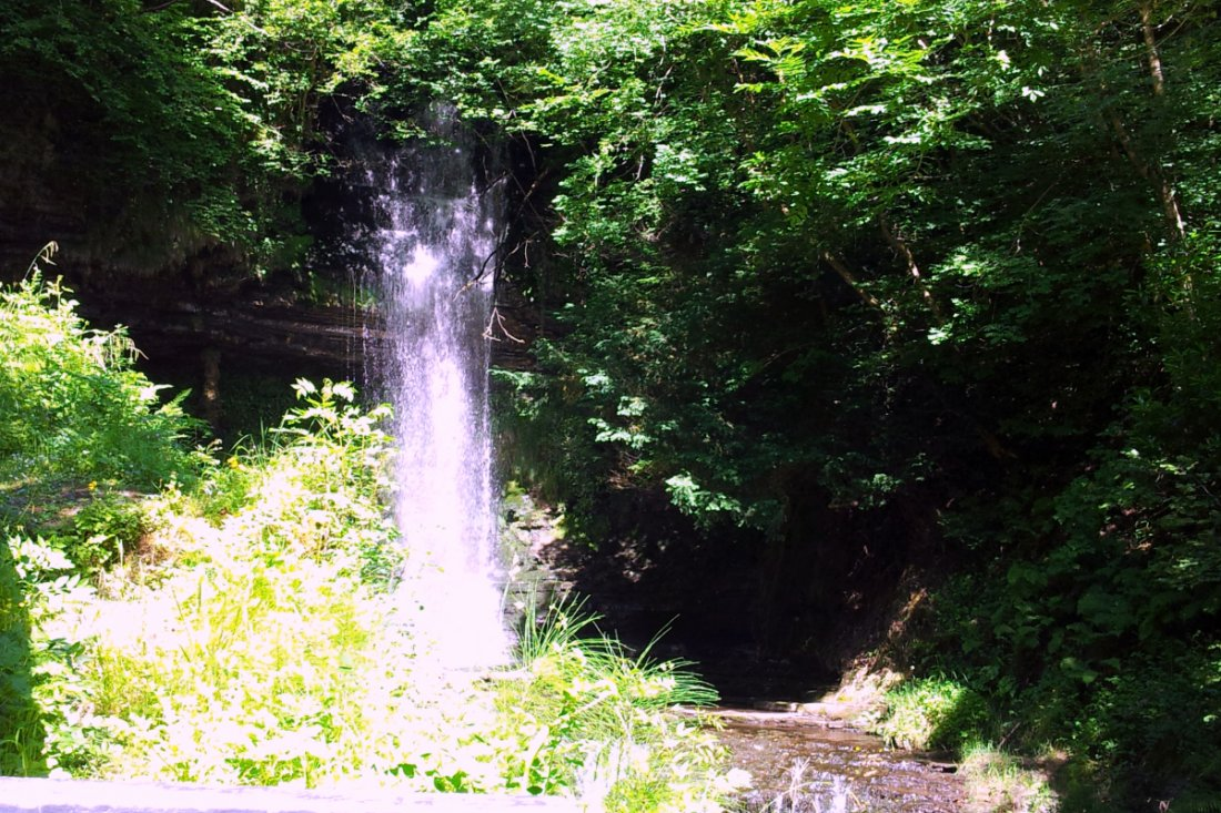 Glencar Waterfall