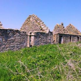 Inishmurray Houses