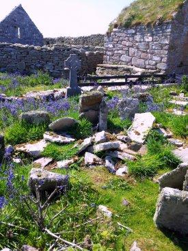 Inishmurray Graveyard