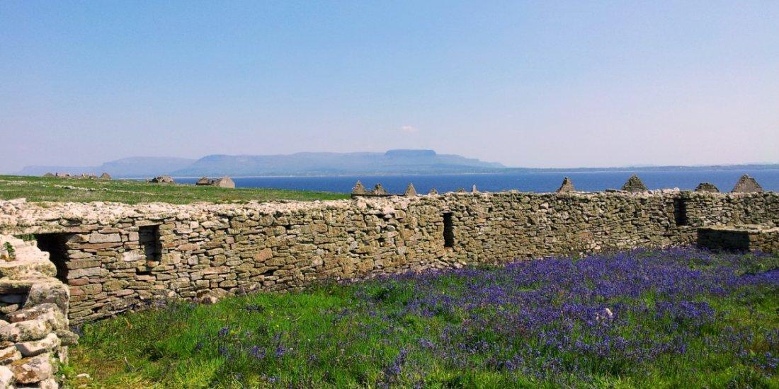Inishmurray Wall