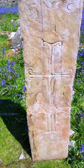 Inishmurray Pillar