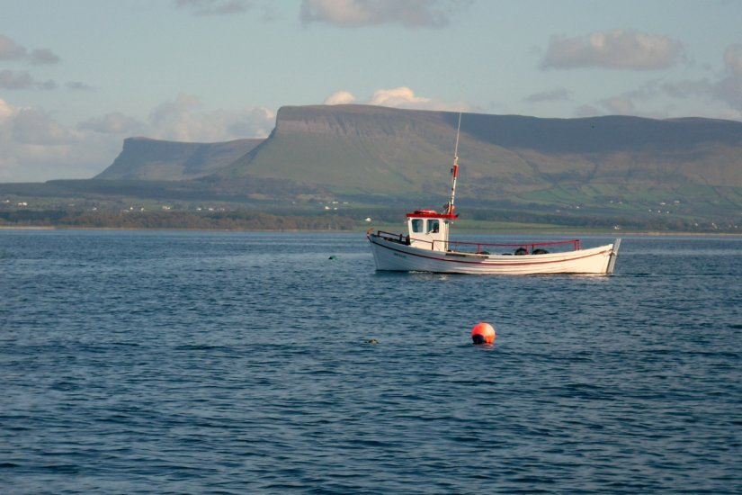 Benbulben & Boat