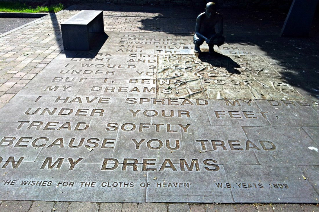 Yeats on the Wild Atlantic Way