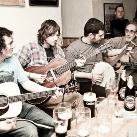 Live Traditional Music @ Barry's Public House