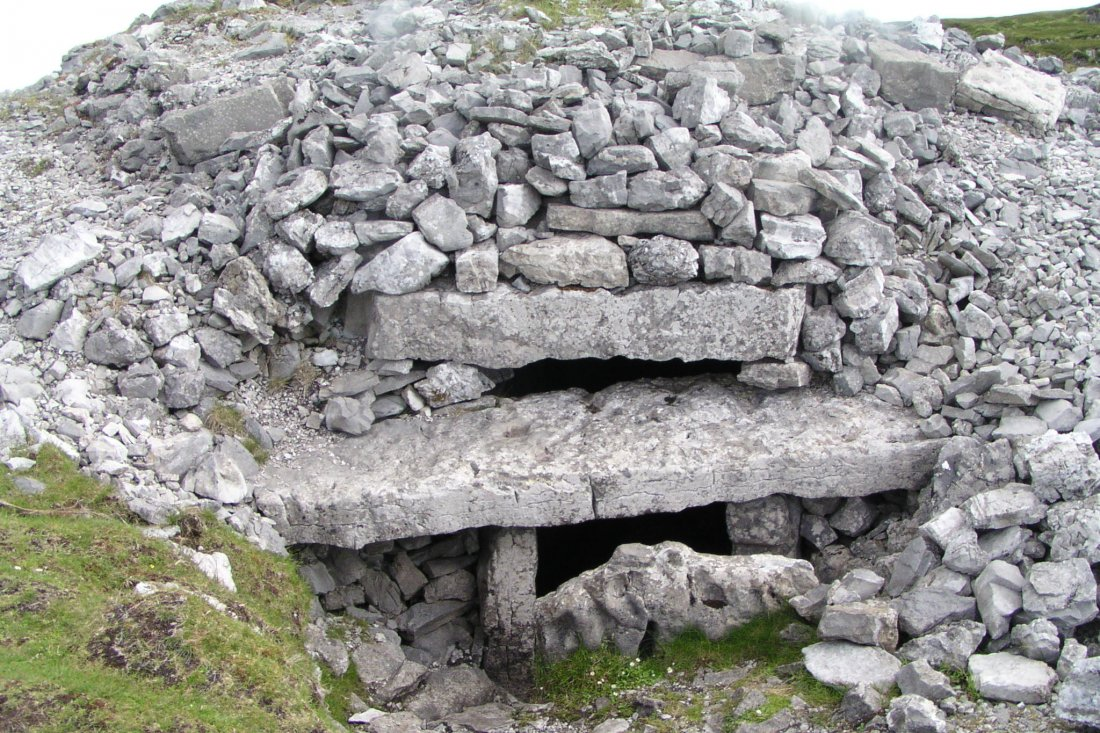 Video of Carrowkeel Passage Graves