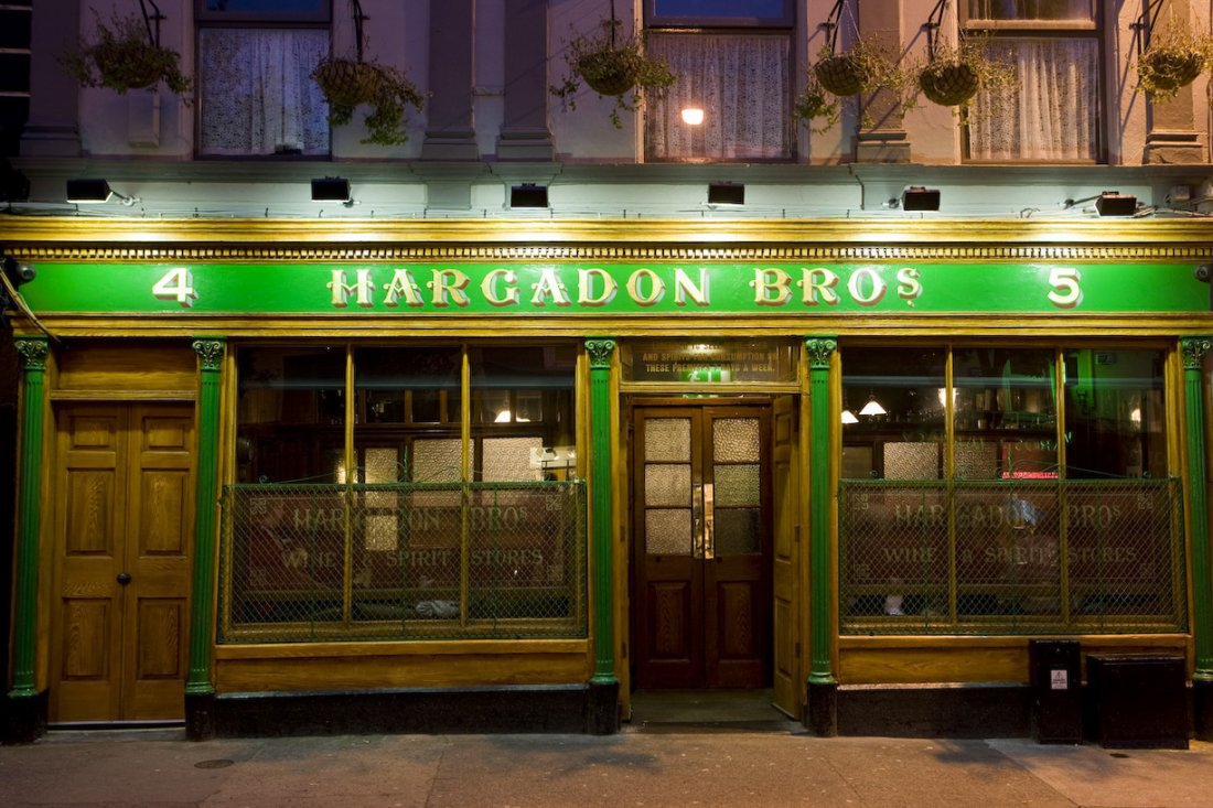 Hargadon's Bar & Restaurant