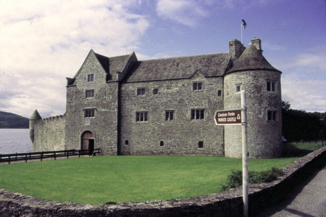 Video of Parke's Castle