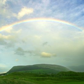 Video featuring Maeve's Cairn, Knocknarea